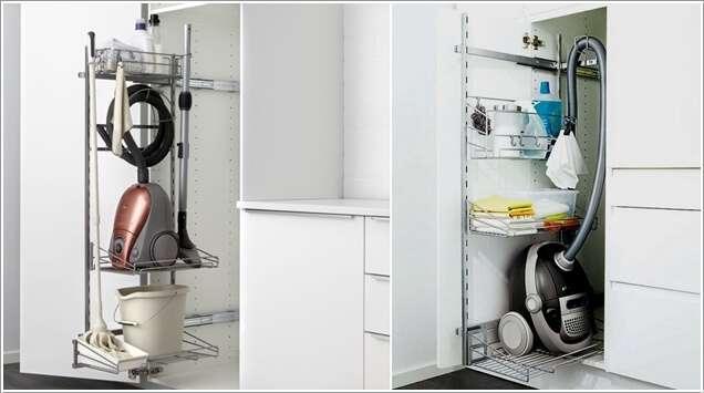 image3-87 | 10 идей хранения пылесоса в маленькой квартире