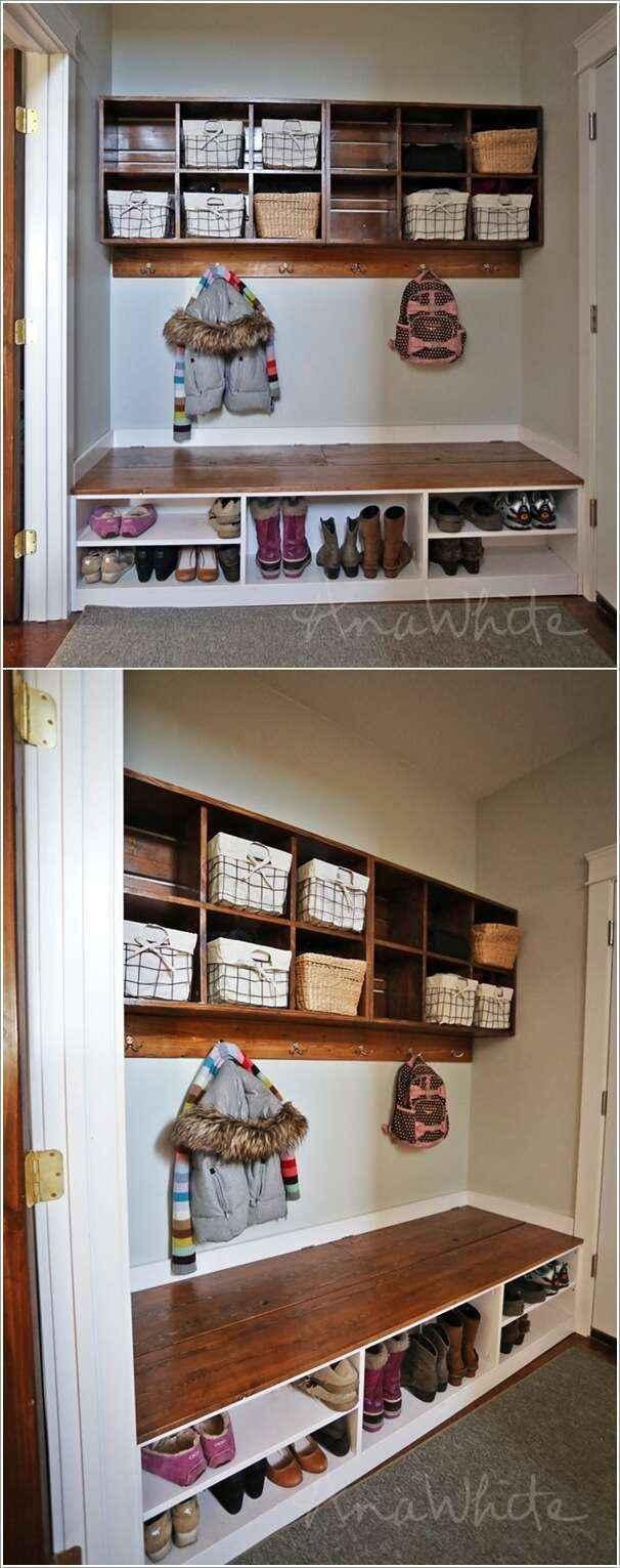 image4-50   10 оригинальных способов хранения обуви