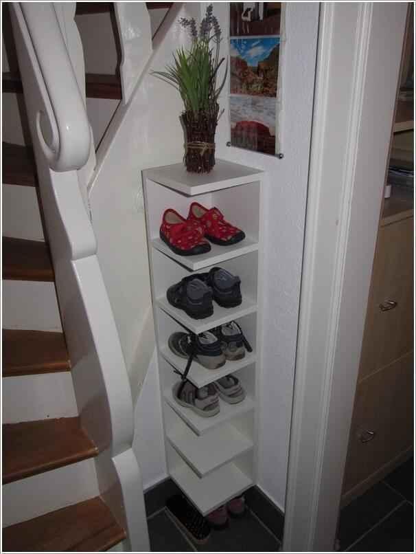 image4 | 15 умных идей хранения обуви