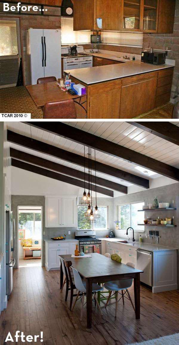image5-79 | 25 идей переделки старой кухонной мебели