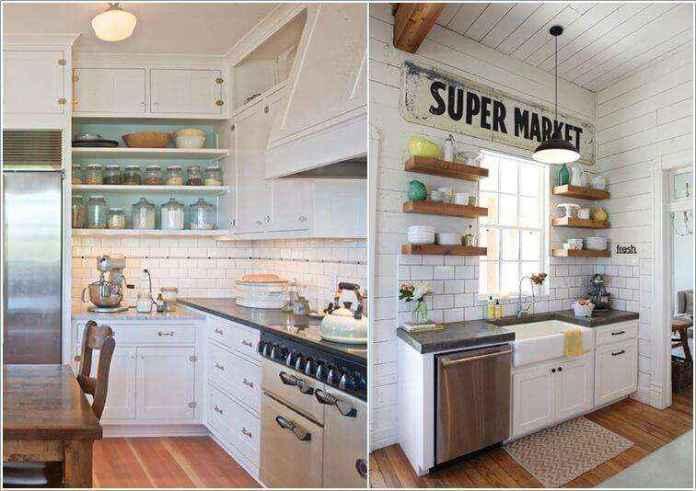 image6-45 | 10 способов зрительно расширить маленькую кухню