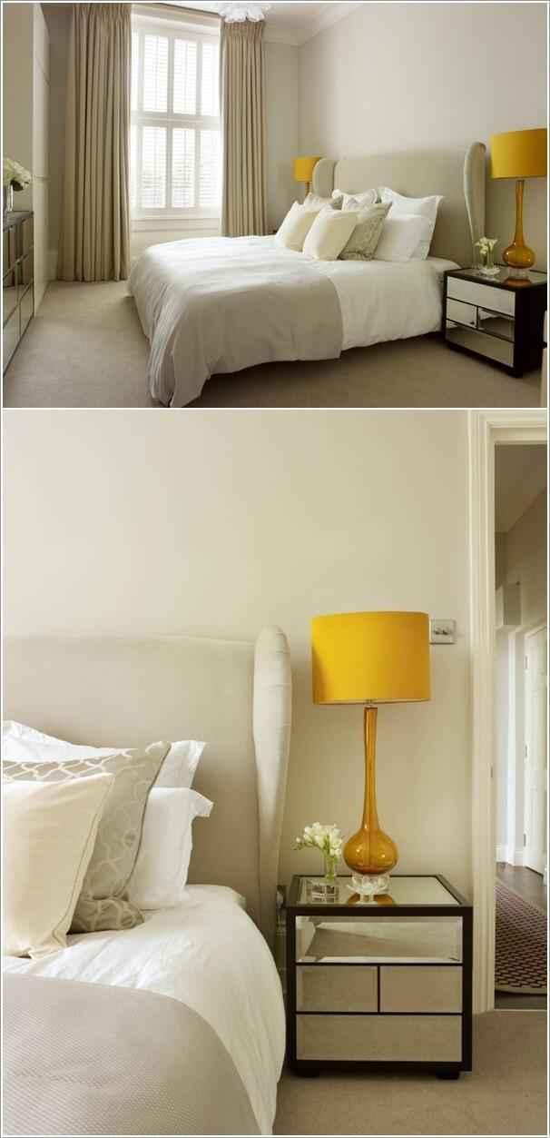 image6-7 | 10 способов украсить маленькую спальню