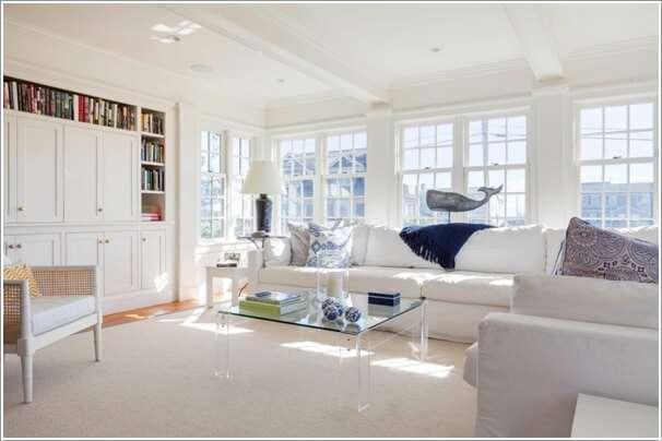 image9-64 | 10 идей как украсить гостиную белым диваном