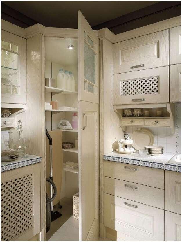 image9-75 | 10 идей хранения пылесоса в маленькой квартире
