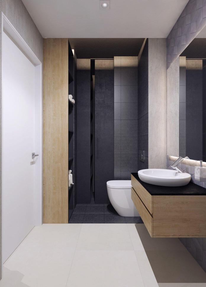 image11-4 | Дизайн интерьера небольшой квартиры для молодой пары