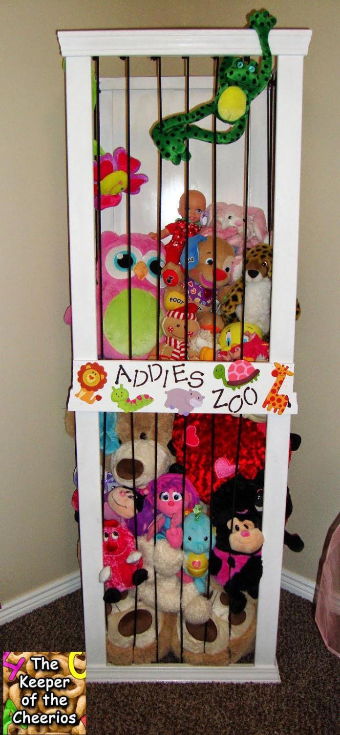 image16-6 | 20 простых и доступных идей хранения игрушек