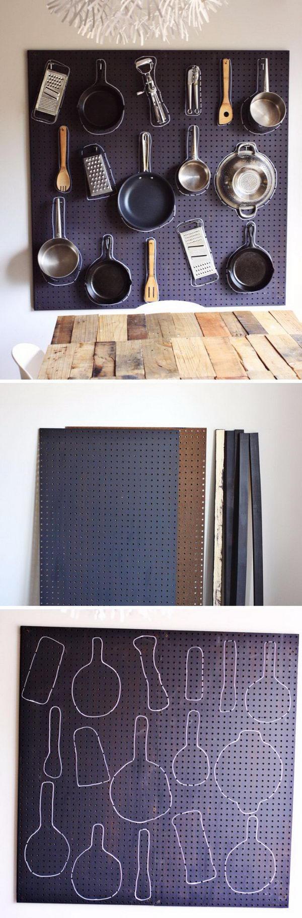 image22-6 | 20 творческих идей организации хранения на кухне