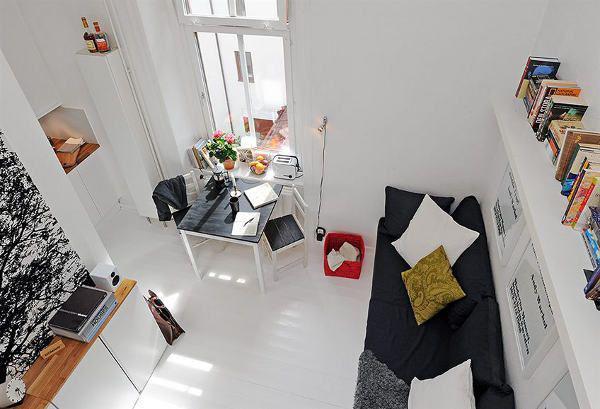 image23-7   30 лучших идей дизайна небольших квартир