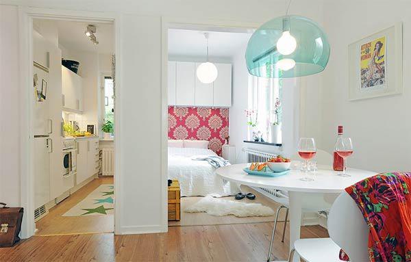 image24-7   30 лучших идей дизайна небольших квартир