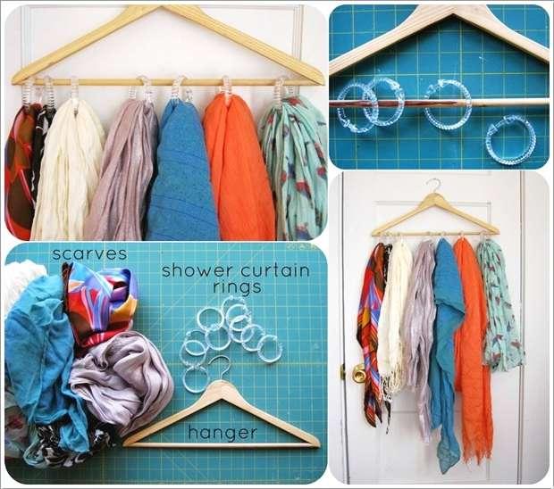 image3-58 | 5 нестандартных способов использовать вешалку для одежды