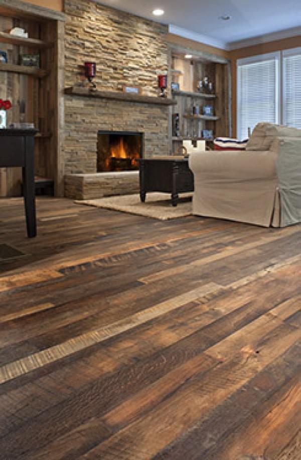 image4-20   30 идей темного деревянного пола в гостиной