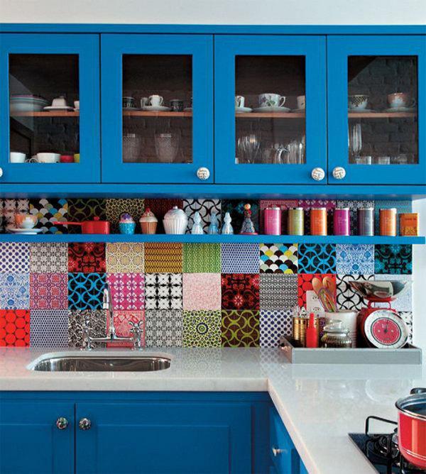 image4-35 | 10 творческих идей изготовления кухонного фартука