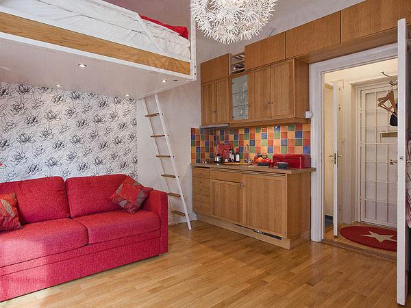 image4-63   30 лучших идей дизайна небольших квартир