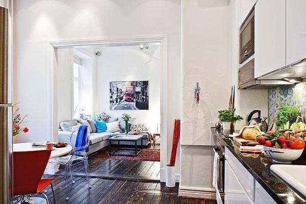 image6-60   30 лучших идей дизайна небольших квартир