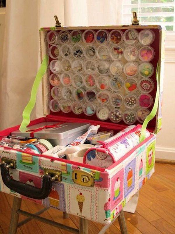 image7-32   Творческие идеи использования старых чемоданов