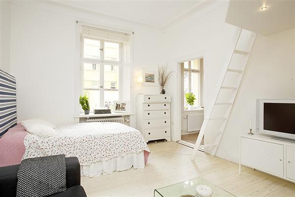 image8-56   30 лучших идей дизайна небольших квартир