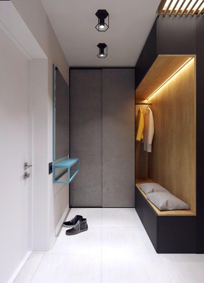 image9-11 | Дизайн интерьера небольшой квартиры для молодой пары