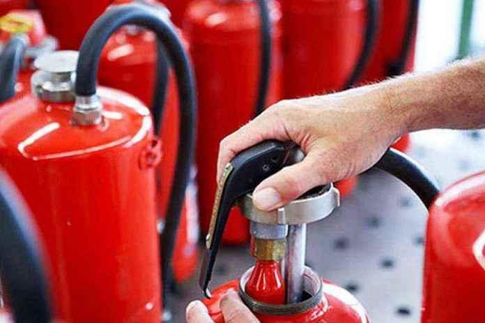 ogn2   Техническое обслуживание огнетушителей