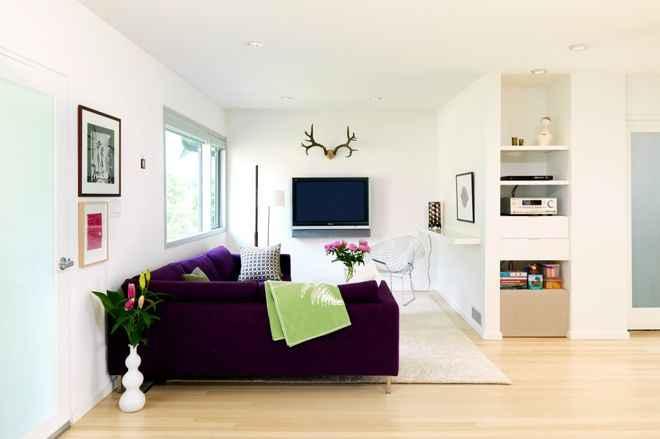 image1-74   Как комбинировать мебель в небольшой комнате