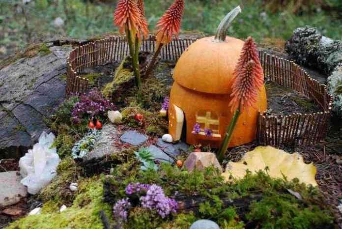 image11-30 | Очаровательные домики фей из тыквы
