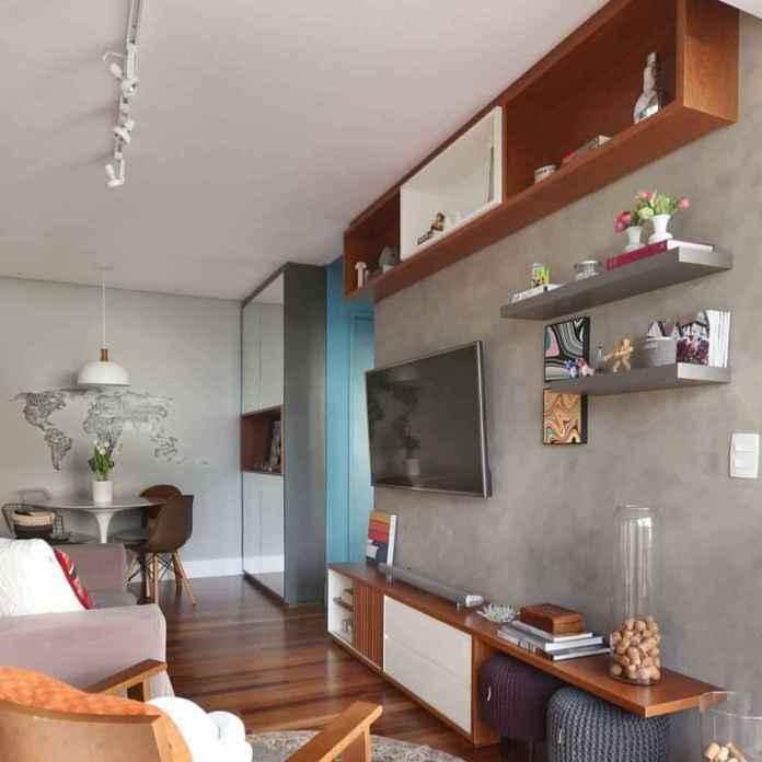 image11-41   30 идей дизайна маленьких гостиных