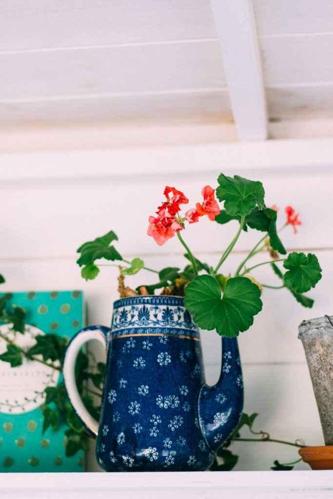 image11-48 | Чудесные цветочные горшки из старых чайников