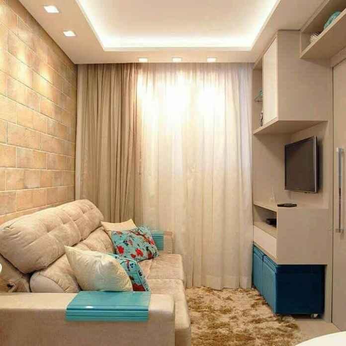 image13-30   30 идей дизайна маленьких гостиных