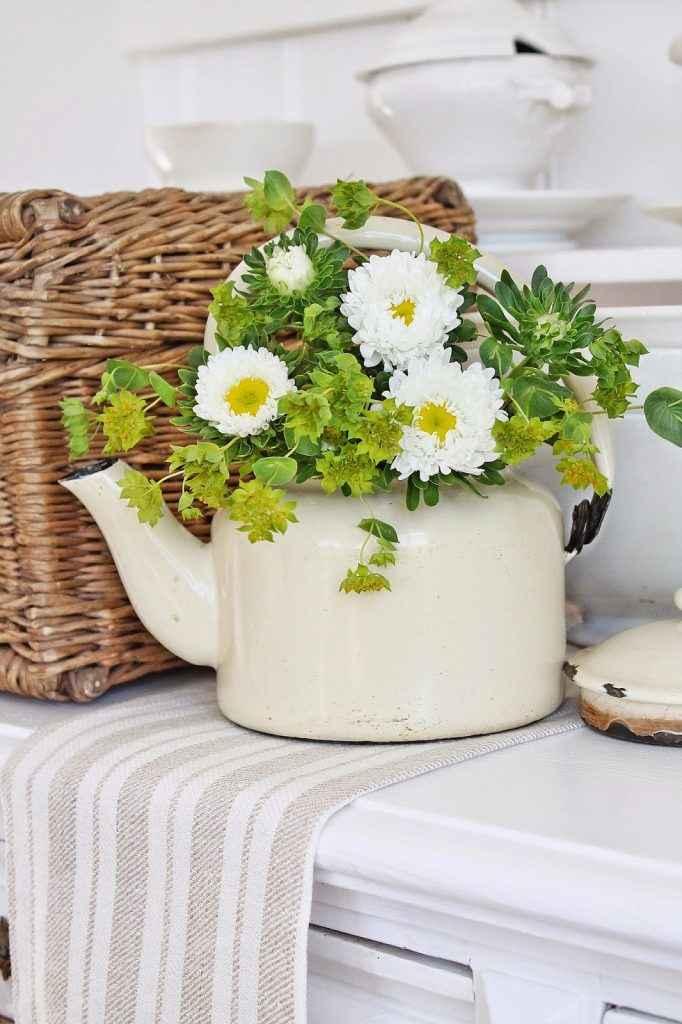 image14-31 | Чудесные цветочные горшки из старых чайников