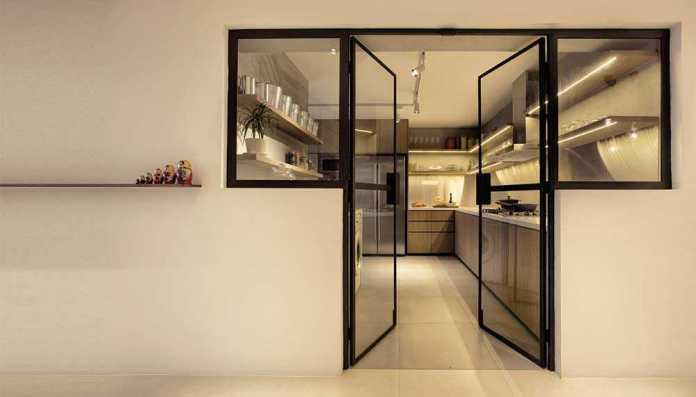 image17-22 | 25 межкомнатных стеклянных дверей в интерьере