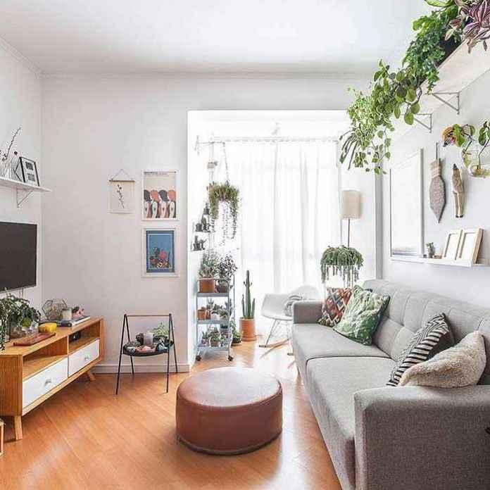 image23-13   30 идей дизайна маленьких гостиных