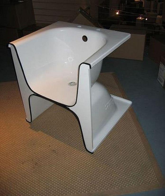 image3-29   Как сделать современное кресло из старой ванны
