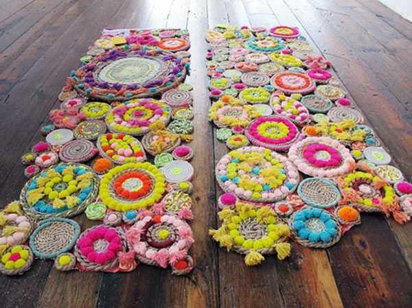 image3-76   Необычные идеи ковриков перед дверью
