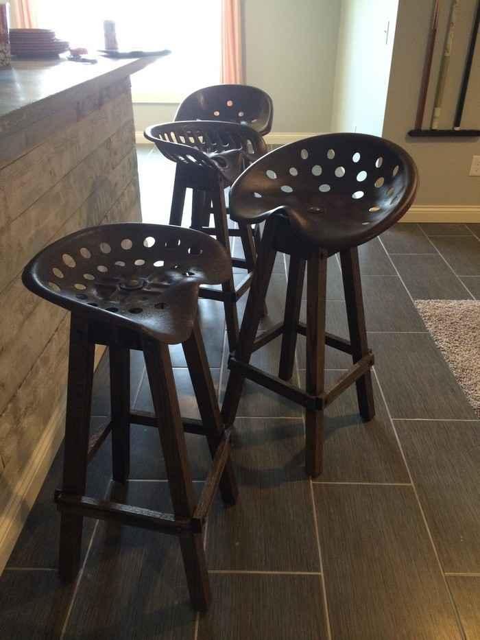 image5-31 | Барные стулья из автозапчастей в стиле лофт своими руками