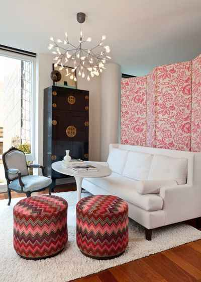 image6-67   Как комбинировать мебель в небольшой комнате