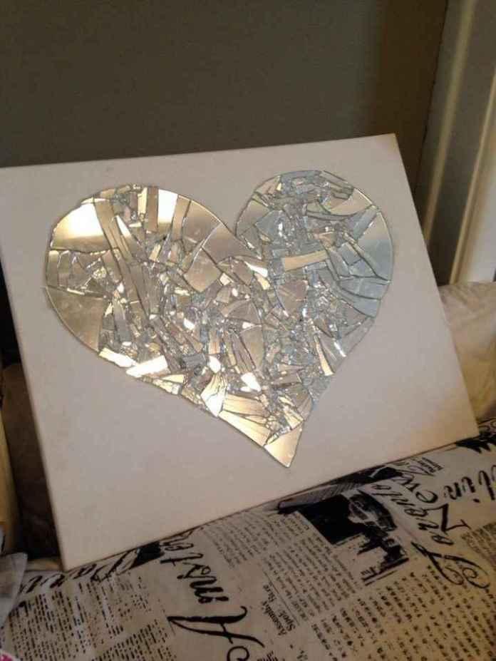 image9-41   Декор из разбитого зеркала