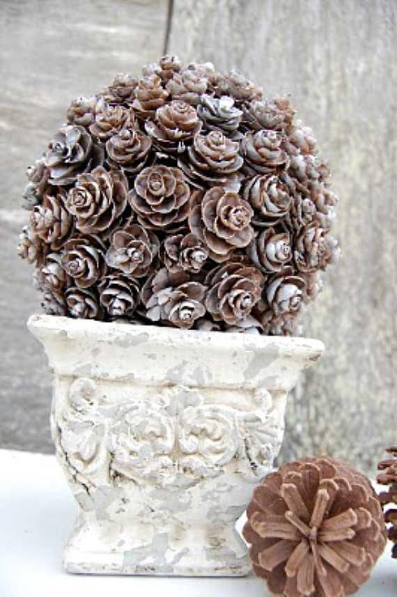 image1-14 | Праздничный декор из шишек своими руками