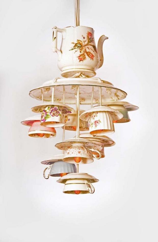 image12-29 | Потрясающие идеи самоделок из чашек и чайников