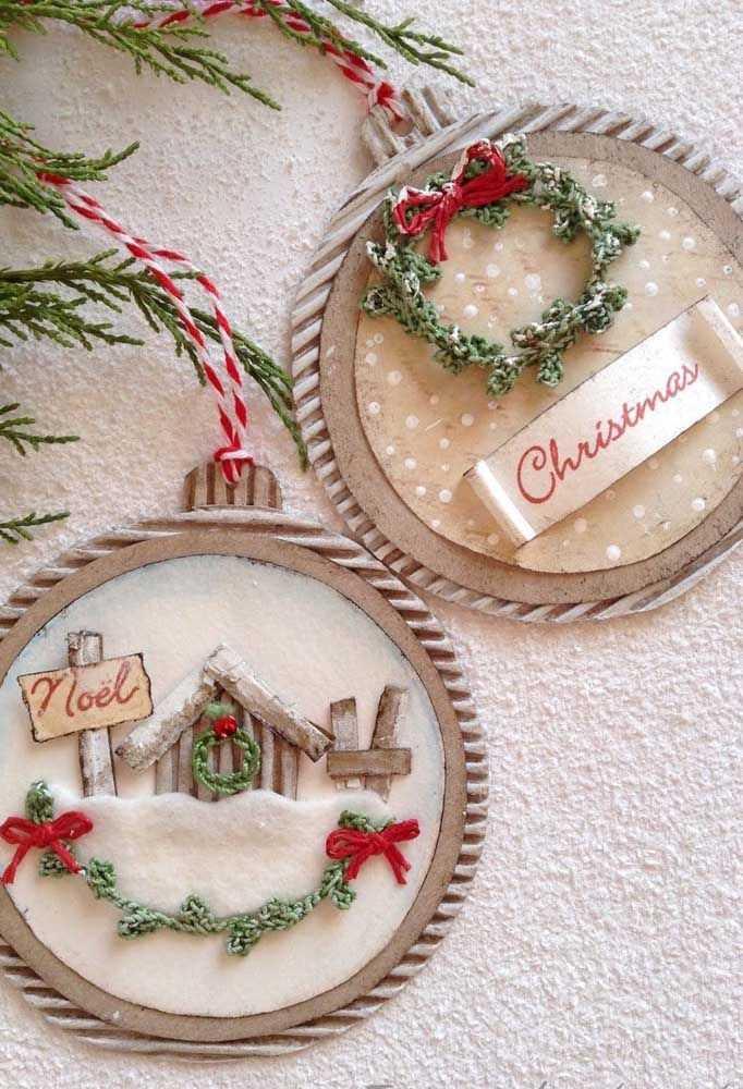 image14-11 | Новогодние и Рождественские украшения из компакт-дисков