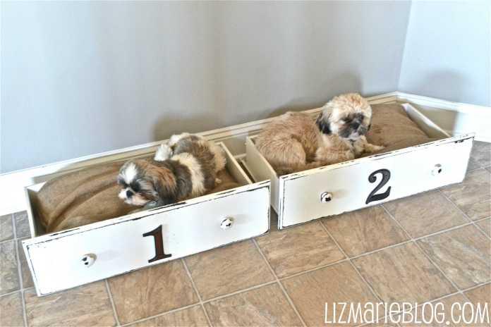 image16-2   Кровати для домашних животных из подручных материалов