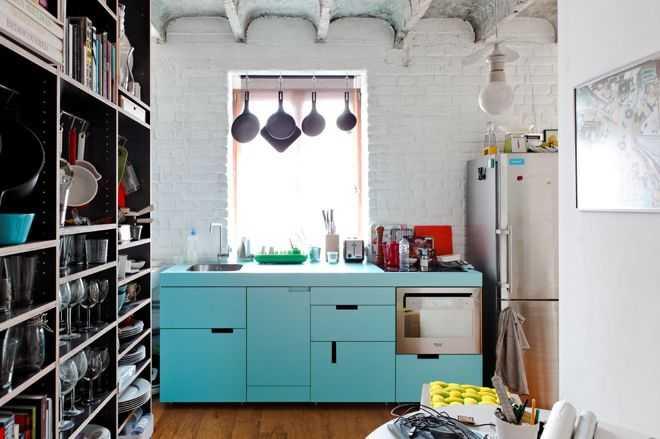 image16 | 10 примеров крохотных кухонь