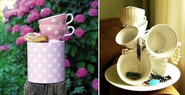 image17-12 | Потрясающие идеи самоделок из чашек и чайников