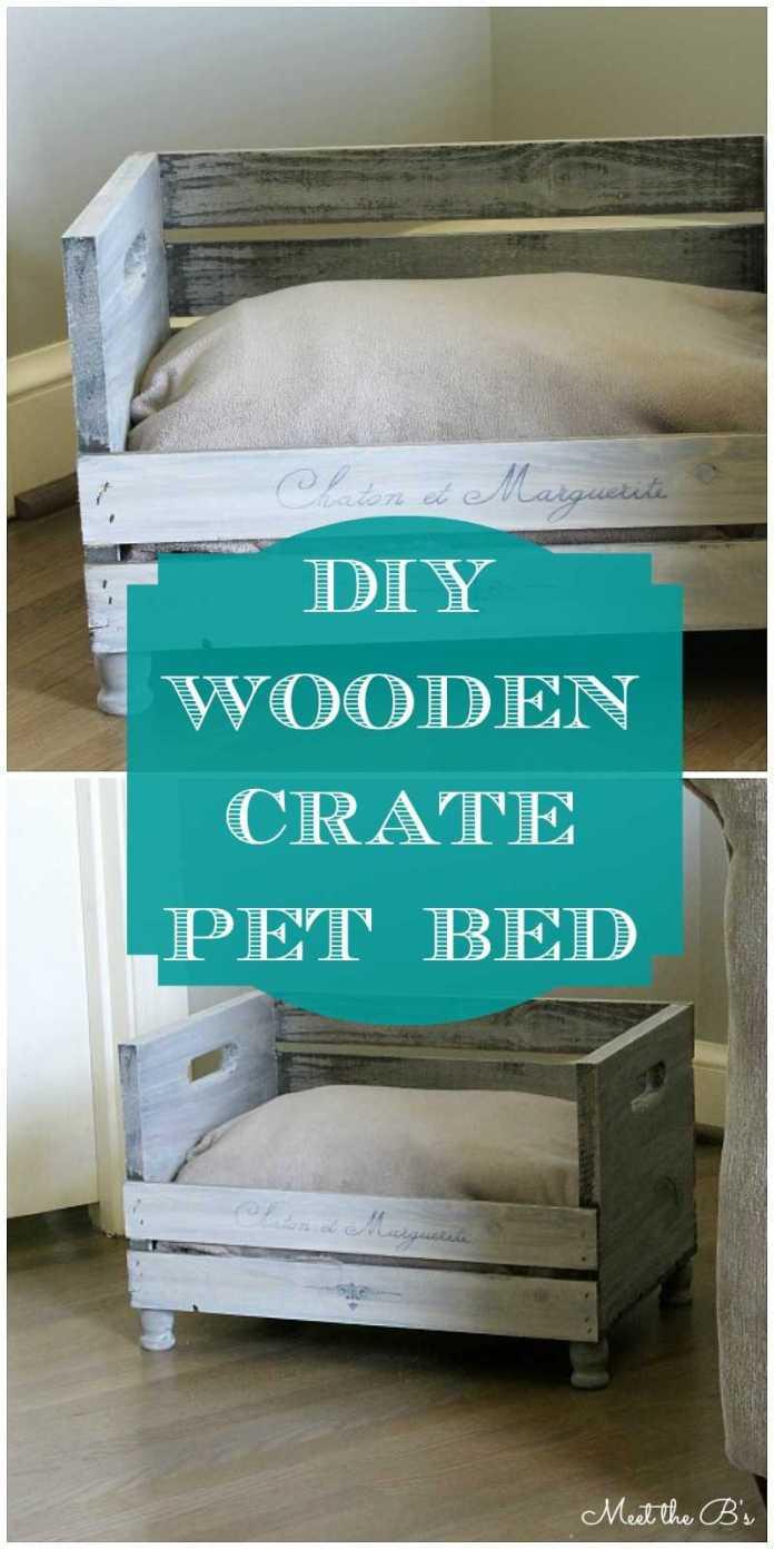 image17-2   Кровати для домашних животных из подручных материалов