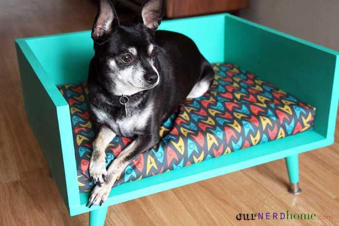 image18-2   Кровати для домашних животных из подручных материалов