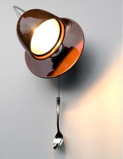image19-11 | Потрясающие идеи самоделок из чашек и чайников