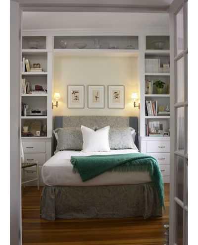 image2-28 | 10 маленьких спален, которые кажутся большими