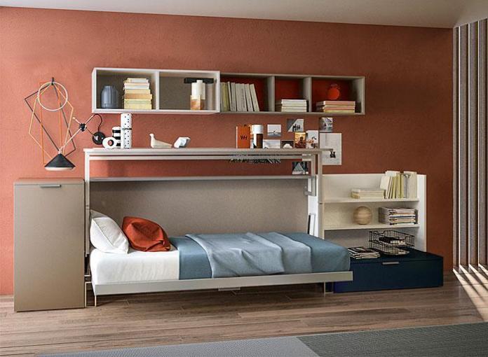 image20-10 | Идеи которые помогут спрятать гостевую кровать