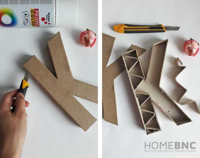 image3-10 | Как сделать своими руками букву или цифру из цветов