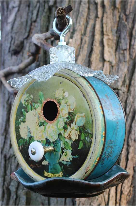 image3-22 | Удивительные домики для птиц которые можно сделать своими руками