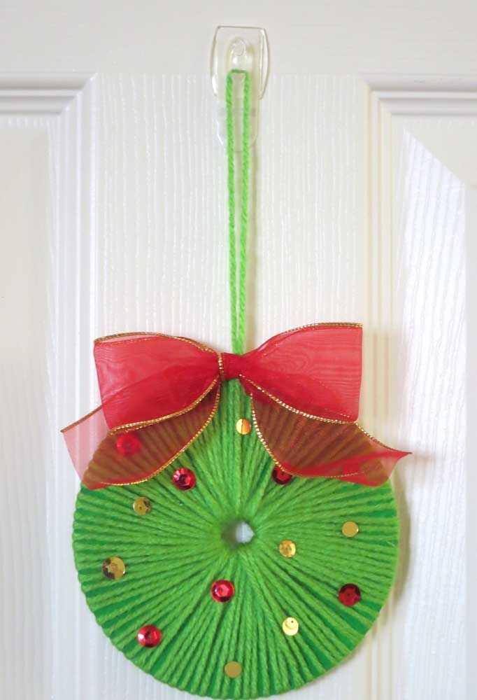 image4-32 | Новогодние и Рождественские украшения из компакт-дисков