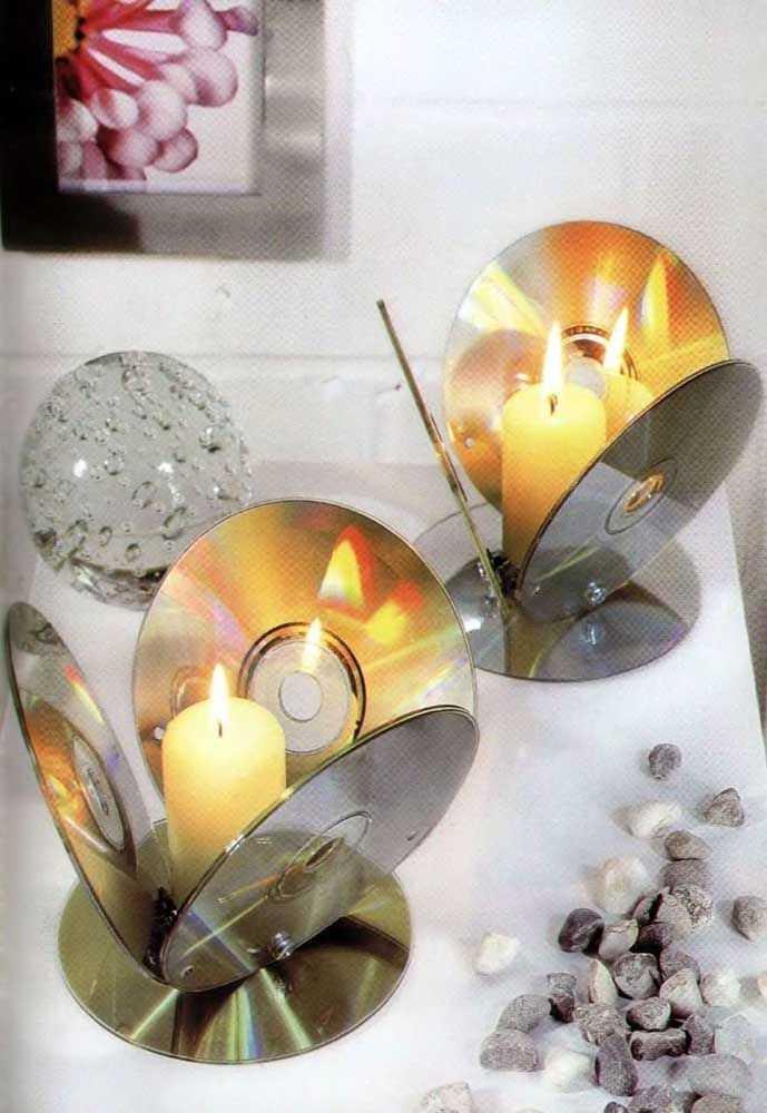 image5-28   Новогодние украшения из ненужных компакт-дисков